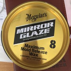 Meguiars Mirror Glaze Maximum Mold Release Wax V2.0-311g